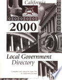 The California Local Government Directory