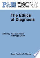 The Ethics of Diagnosis Book