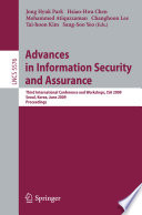 Advances in Information Security and Assurance Book