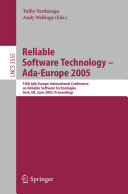 Reliable Software Technology     Ada Europe 2005