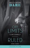 Off Limits / Ruled: Off Limits / Ruled (Hard Riders MC) (Mills & Boon Dare)