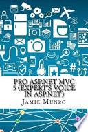Pro Asp.net Mvc 5 Expert's Voice in Asp.net