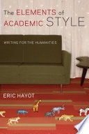 The Elements of Academic Style