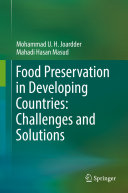 Food Preservation in Developing Countries  Challenges and Solutions