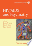 Hiv And Psychiatry Book PDF