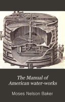 The Manual of American Water-works