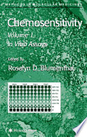 Chemosensitivity Book PDF