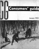 Consumers  Guide