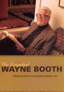 The Essential Wayne Booth