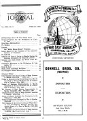 The American Chamber of Commerce Journal
