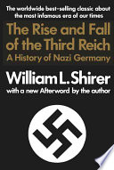 Rise And Fall Of The Third Reich Book