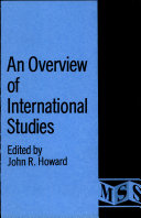 An Overview of International Studies
