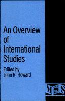 An Overview of International Studies