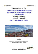 ECMLG2015-11th European Conference on Management Leadership and Governance