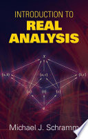Cover of Introduction to Real Analysis