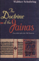 The Doctrine of the Jainas