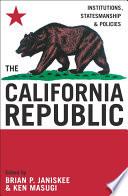 The California Republic Book