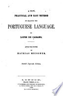 A New, Practical and Easy Method of Learning the Portuguese Language