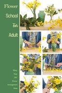 Flower School for Adult