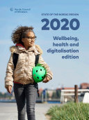 State of the Nordic Region 2020     Wellbeing  health and digitalisation edition