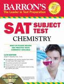 Barron's SAT Subject Test