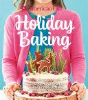 American Girl Holiday Baking Book PDF