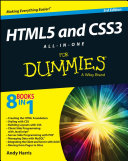 HTML5 and CSS3 All-in-One For Dummies Pdf/ePub eBook