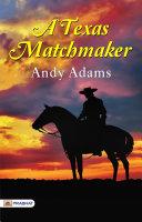 A Texas Matchmaker Pdf/ePub eBook