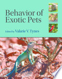 """Behavior of Exotic Pets"" by Valarie V. Tynes"