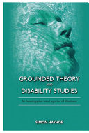 Pdf Grounded Theory and Disability Studies Telecharger