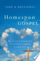 Homespun Gospel Book