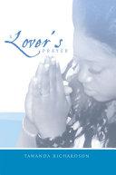Pdf A Lover's Prayer