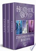 Distinguished Rogues Books 1 3