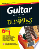 Guitar All In One For Dummies Book Online Video Audio Instruction