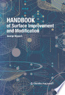 Handbook of Surface Improvement and Modification Book