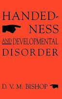 Handedness and Developmental Disorder
