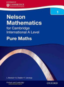 Pure Mathematics 1 for Cambridge International a Level