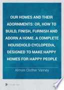 Our Homes and Their Adornments
