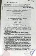 National Sea Grant College Program Act Amendments of 2002 Book PDF