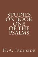 Studies on Book One of the Psalms Pdf/ePub eBook