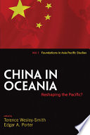 China in Oceania
