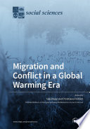Migration and Conflict in a Global Warming Era