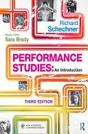 Performance Studies
