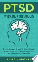 PTSD Workbook For Adults Book