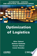 Optimization of Logistics Book