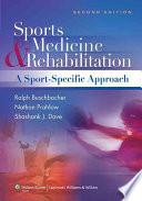 Sports Medicine and Rehabilitation Book
