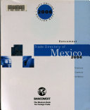 BANCOMEXT Trade Directory of Mexico