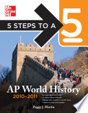 5 Steps To A 5 Ap World History 2010 2011 Edition