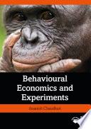 Behavioural Economics and Experiments