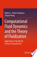 Computational Fluid Dynamics and the Theory of Fluidization